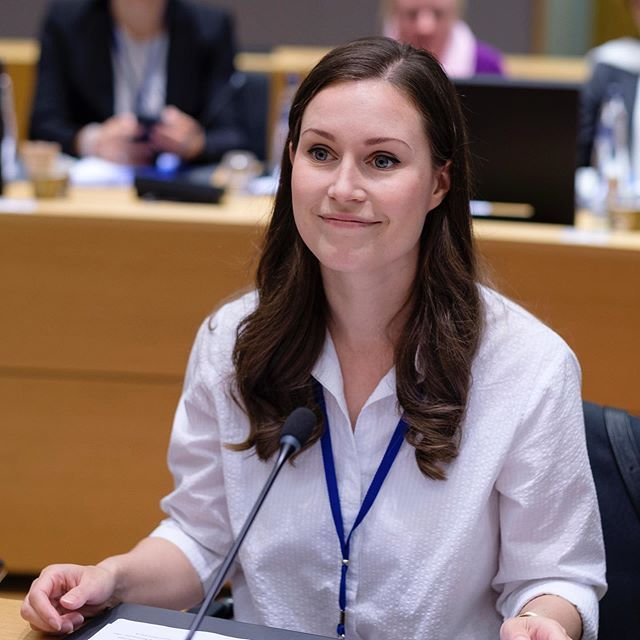 Sanna Marin - najmłodsza premier świata