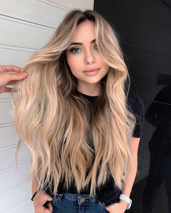 Rozjaśnianie włosów