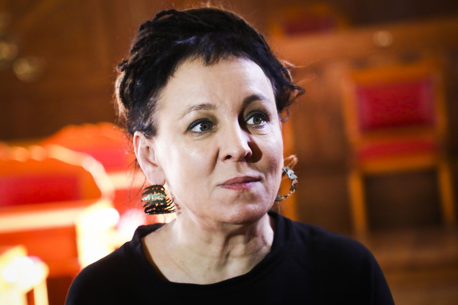 Powieść Olgi Tokarczuk na liście 100 najważniejszych książek 2019