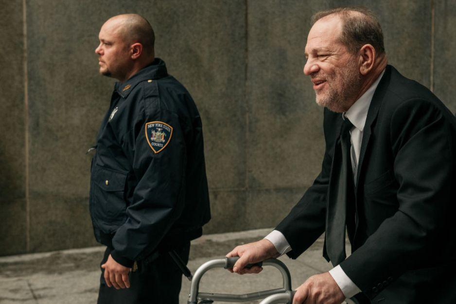 Harvey Weinstein przed sądem: oskarżyło go ponad 80 kobiet, nie przyznaje się do winy