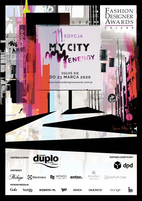 """My City, My  Energy"": czyli 11. edycja konkursu Fshion Designer Awards!"
