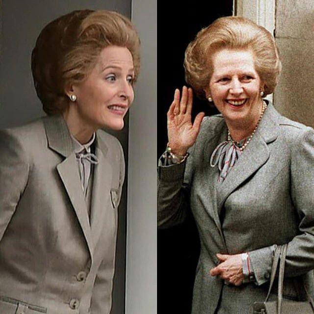 """""""The Crown 4"""": Wiemy kto zagra Margaret Thatcher w serialu Netflixa!"""