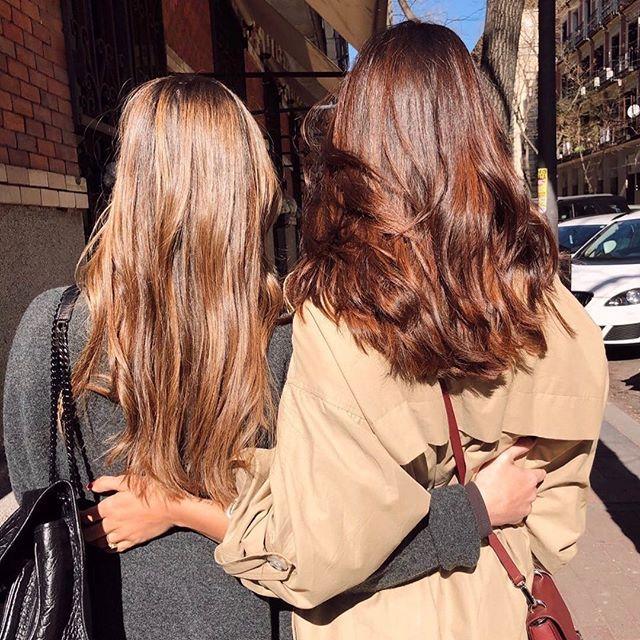 Sposoby na lśniące włosy