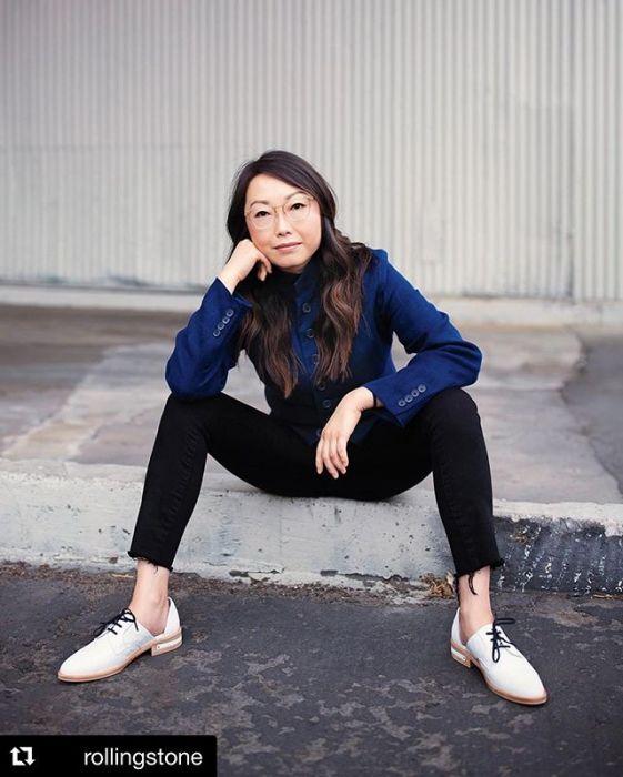 """Lulu Wang kim jest reżyserka filmu """"Kłamstewko"""" ?"""