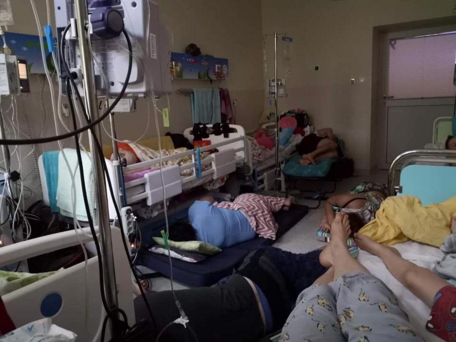 Instytut Matki i Dziecka w Warszawie: W takich warunkach leczone są dzieci na oddziałach onkologicznych
