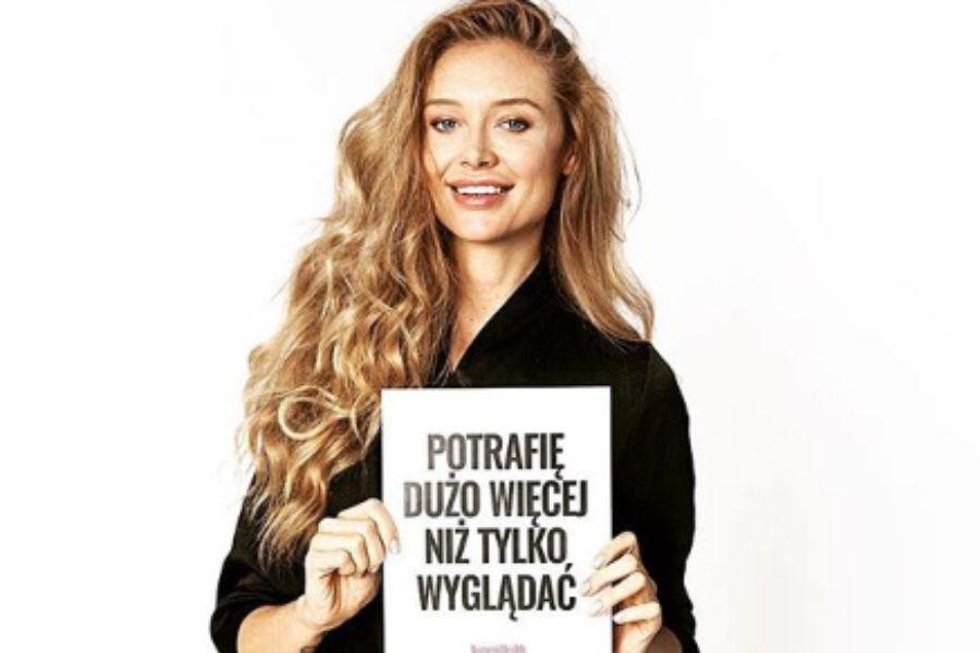 Kaja Funez Sokoła polska modelka oskarżająca Weinsteina