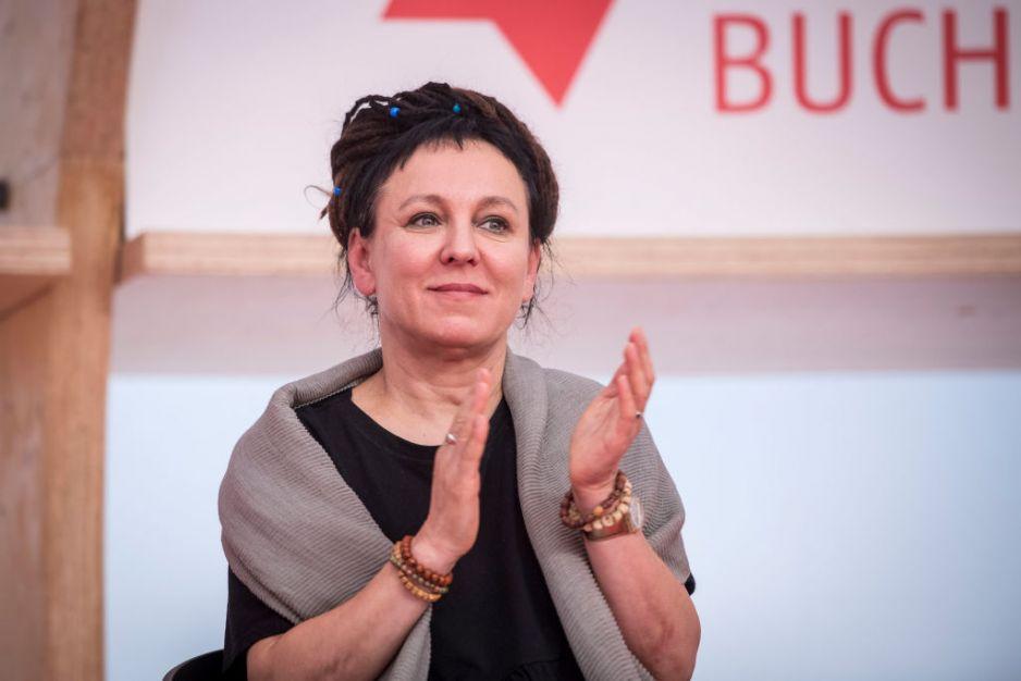 Olga Tokarczuk założyła fundację