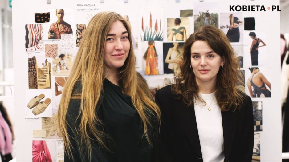 Women's Voices Asia Pieczyńska i Zuza Feliga projektantki marki Resserved #ReservedForMum