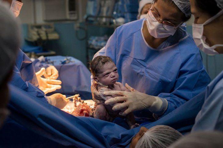 Zdjęcie gniewnego dziecka podbija sieć