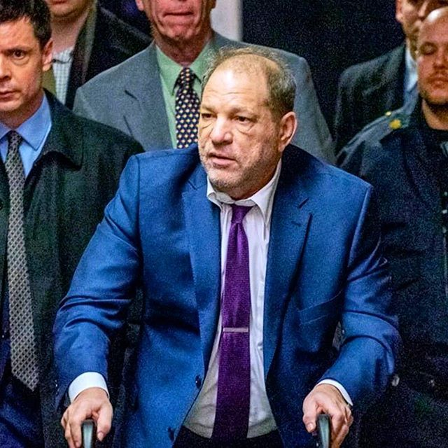 Harvey Weinstein trafi do więzienia na 23 lata: znany producent filmowy usłyszał wyrok za gwałt i napaść seksualną