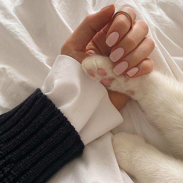 Manicure kauczukowy