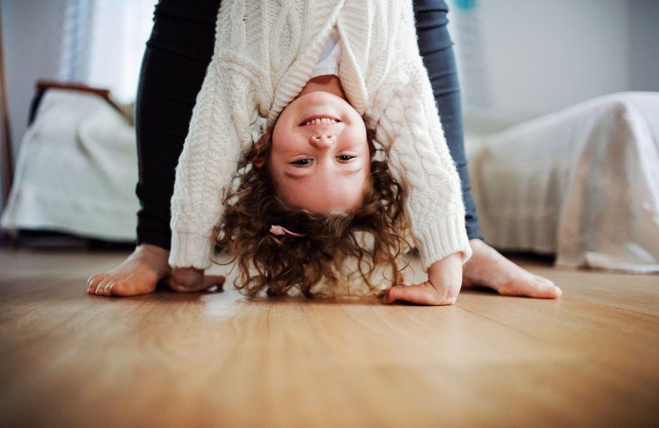 Ćwiczenia i zabawy relaksujące dla dzieci