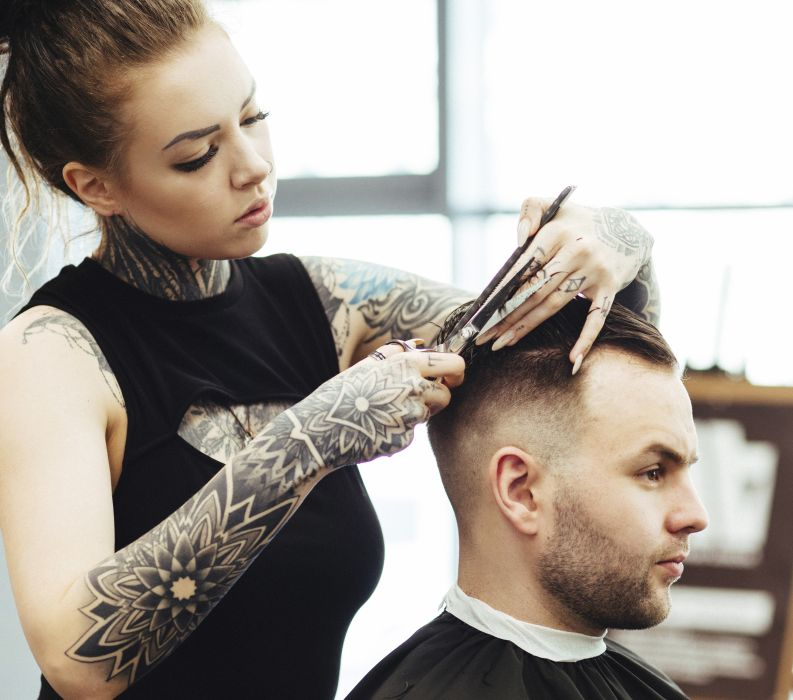 Jak obciąć włosy maszynką