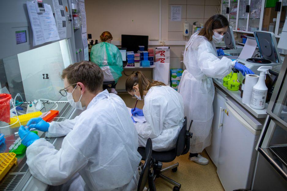 Polski test na koronawirusa SARS-CoV-2 gotowy do produkcji