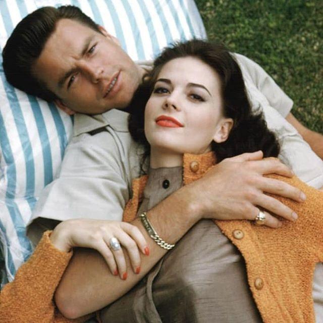 Natalie Wood i Robert Wagner