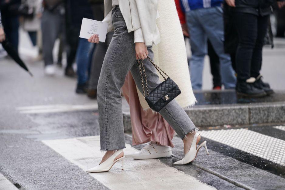 buty w stylu sling back