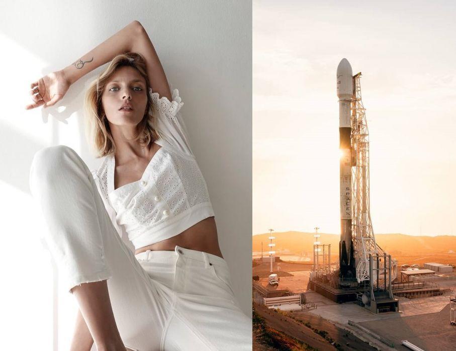 Anja Rubik krytykuje Launch America