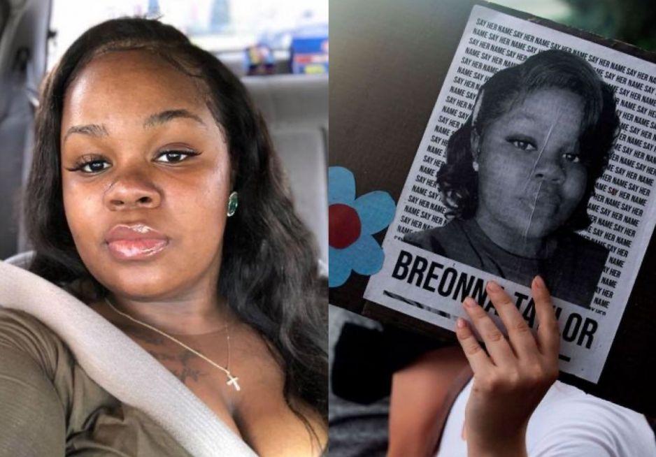 Breonna Taylor śmiertelnie postrzelona przez policjanta