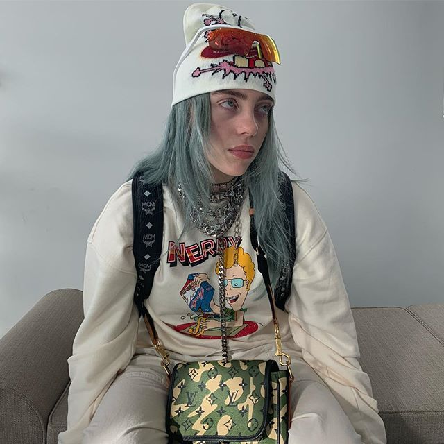 Billie Eilish walczy z body shamingiem
