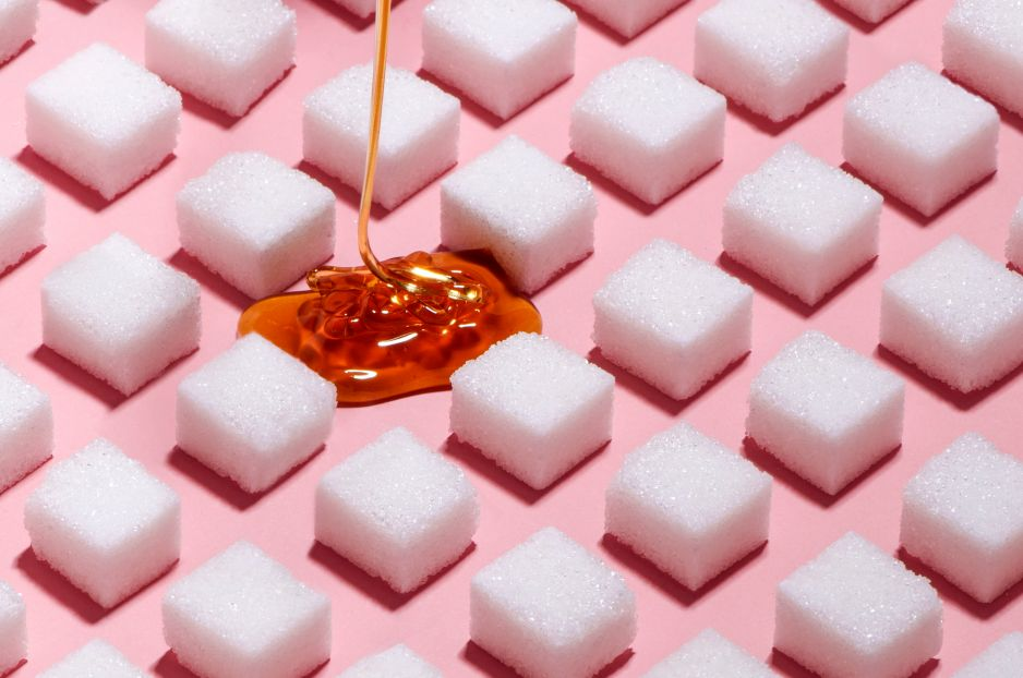 Cukier a przyswajalność witamin i minerałów