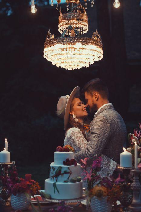 Para młoda - prezenty dla gości weselnych
