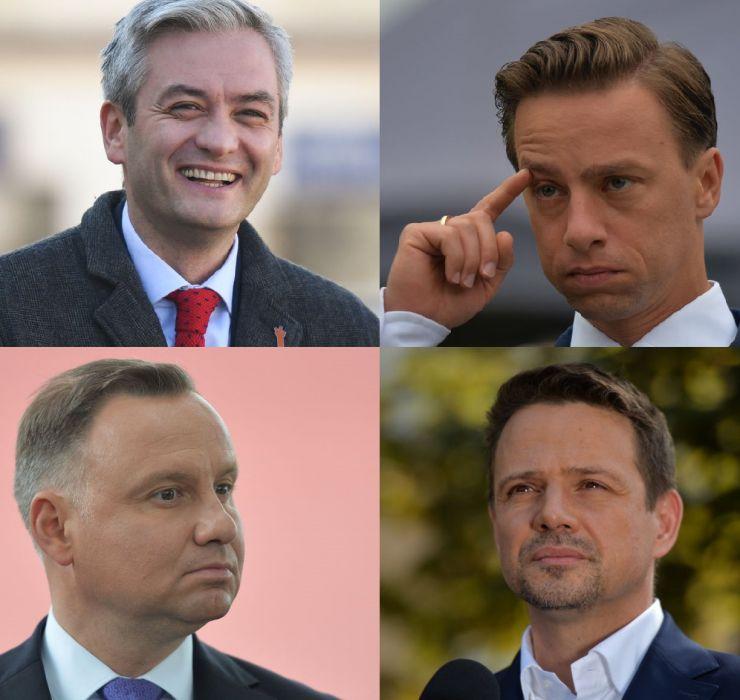 Wybory 2020. Co kandydaci na prezydentach mówią o kobietach?