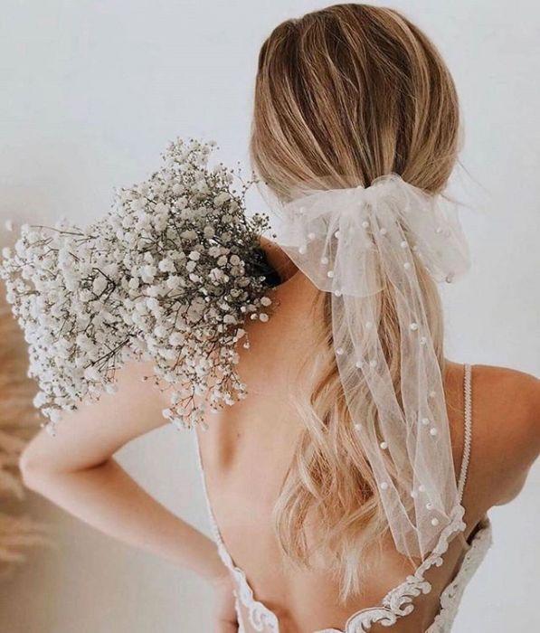 Fryzury boho na wesele