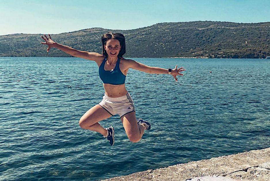 Marta Gorąca - jak ćwiczyć mięśnie brzucha?