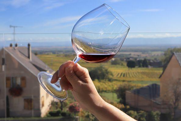 Czerwne wino
