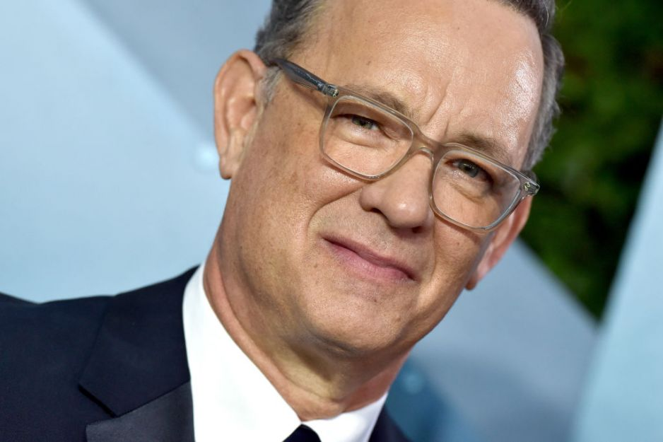 Gwiazdy chore na COVID-19: Tom Hanks