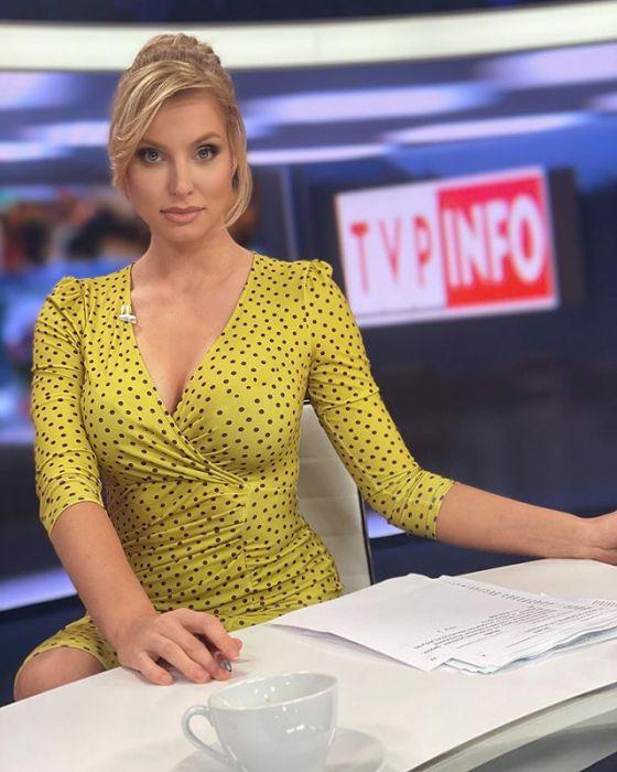 Karolina Pajączkowska – dziennikarka TVP Info po lawinie seksistowskich komentarzy wydała oświadczenie