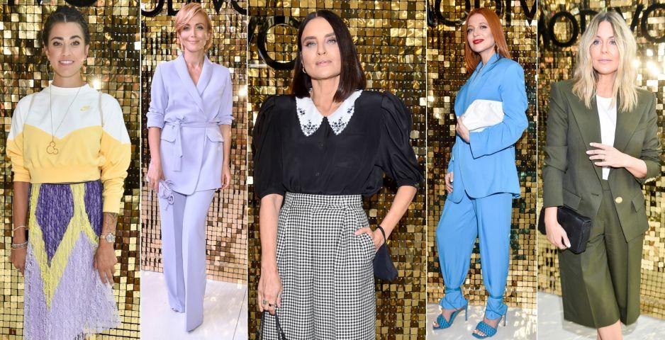 Moda na jesień 2020 i gwiazdy na otwarciu sklepu Modivo