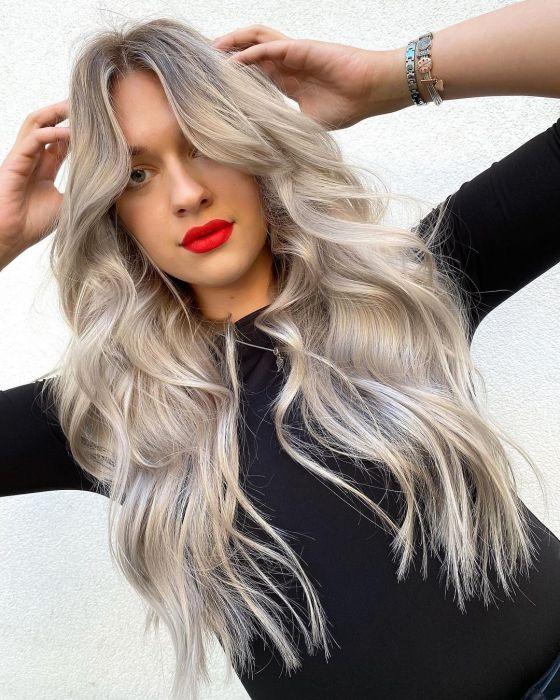 Modne kolory włosów na jesień