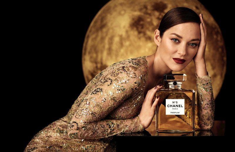 Perfumy Chanel No. 5 i ich nowa twarz Marion Cotillard