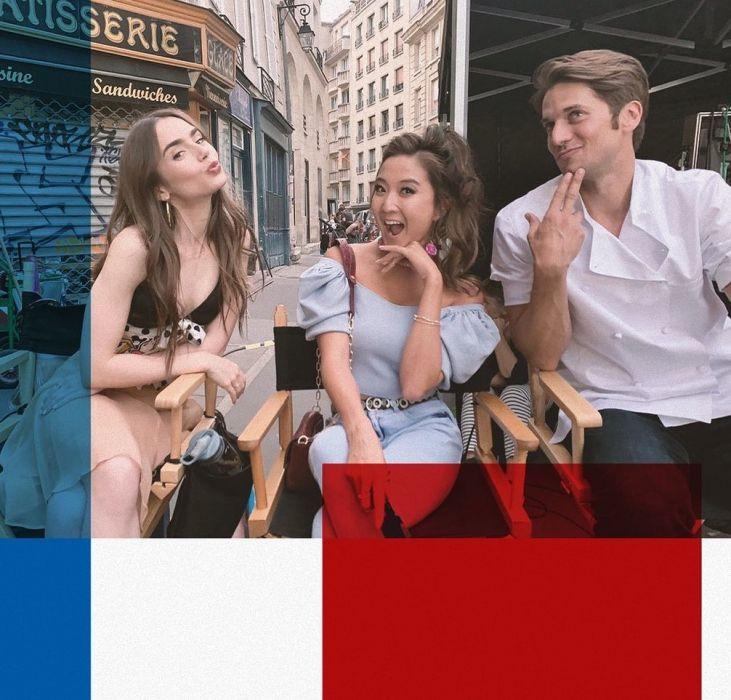 """""""Emily in Paris"""" powraca na ekrany!"""