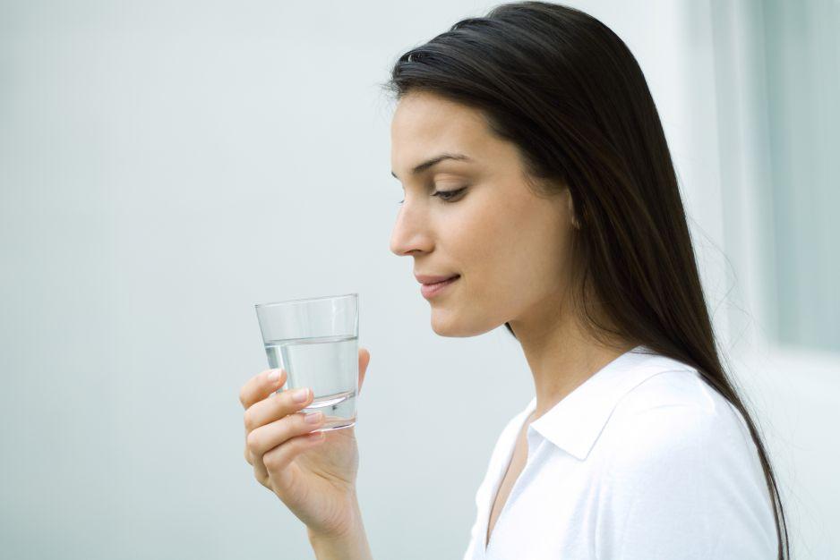 Woda destylowana