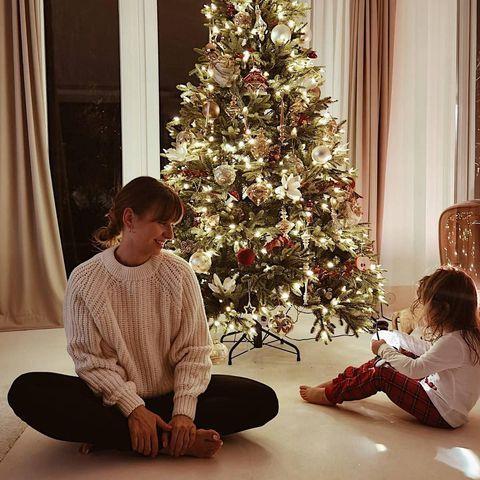 Anna Lewandowska pochwaliła się choinką. Wspaniałe dekoracje na Święta!