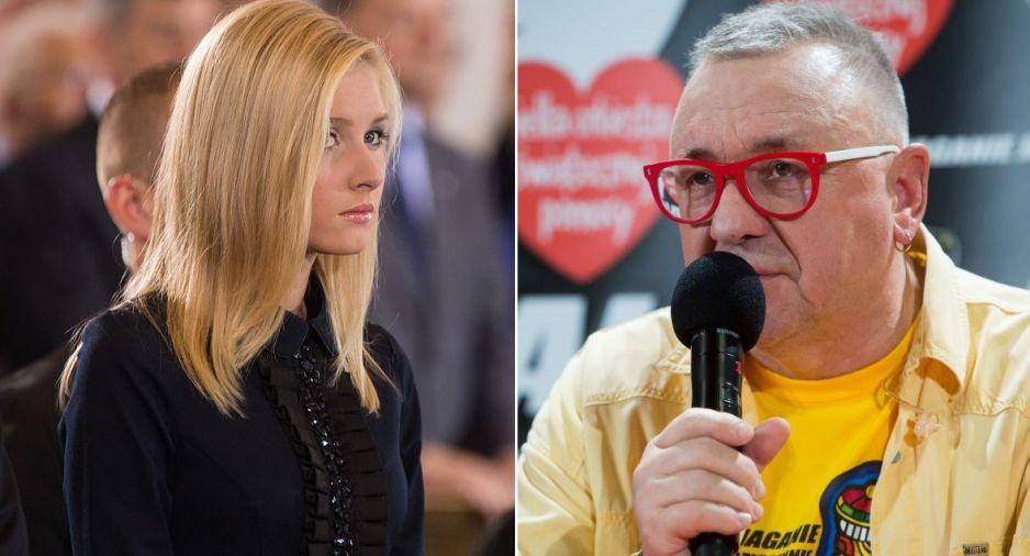 Jerzy Owsiak napisał do Kingi Dudy: ma dla córki prezydenta nietypową propozycję. Co na to Kinga Duda?
