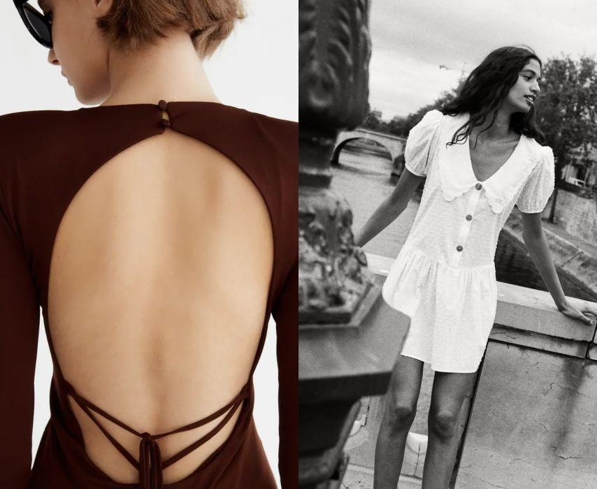Wyprzedażę Zara 2020: sukienki