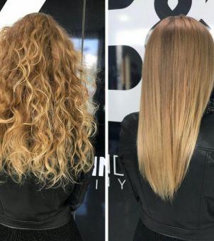 Keratynowe prostowanie włosów: jak utrzymać efekt na dłużej?