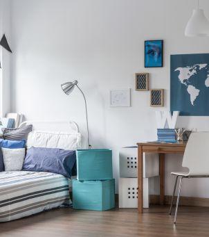 Pokój dla chłopca: jak wybrać kolor i akcesoria?