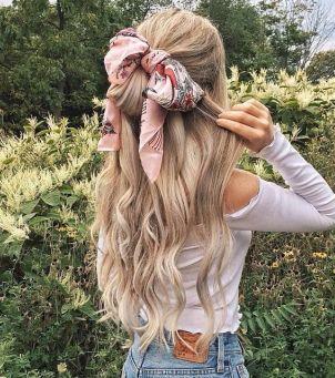 Fryzury dla długich włosów - wybrałyśmy najmodniejsze uczesania na lato