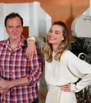 Quentin Tarantino, Margot Robbie