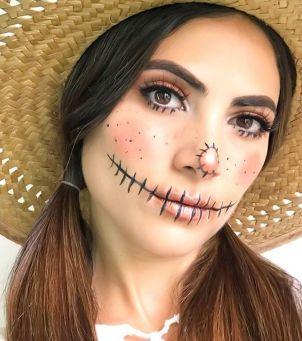 Makijaże na Halloween 2020 - pomysłowe, a jednocześnie piękne!