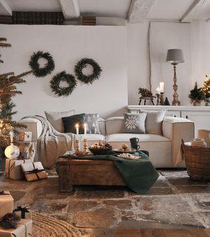 Jak udekorować dom na święta?