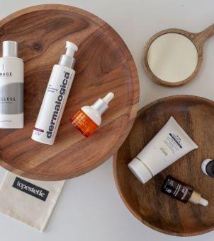Zdalna diagnoza skóry - jak znaleźć idealny krem i serum bez wychodzenia z domu?