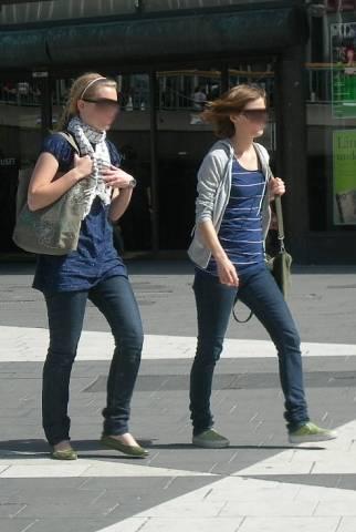 9. Zdjęcie  - Moda polskiej ulicy