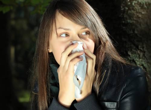1. Zdjęcie  - Domowe sposoby na przeziębienie