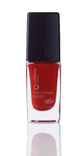 5. Zdjęcie  - Czerwone paznokcie - lakiery