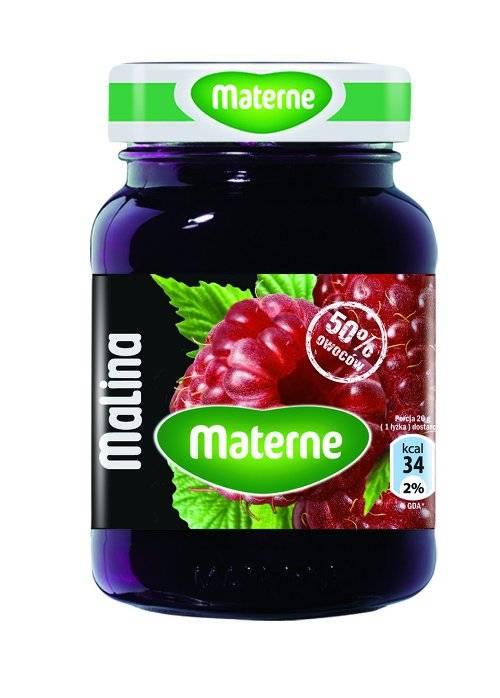 5. Zdjęcie  - Soczysty smak owoców w nowych opakowaniach Materne